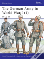 GERMAN ARMY IN WORLD WAR I1914-15