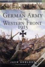 German Army On The Western Front 1915