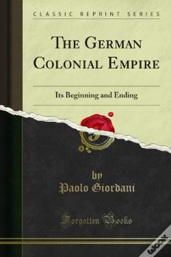 Wook.pt - German Colonial Empire