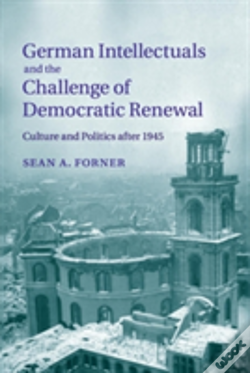 Wook.pt - German Intellectuals And The Challenge Of Democratic Renewal