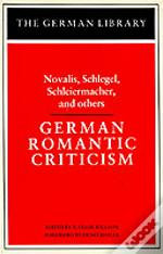 German Romantic Criticism