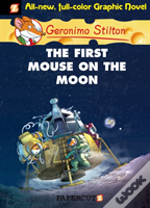 Geronimo Stilton 14 The First Mouse On The Moon
