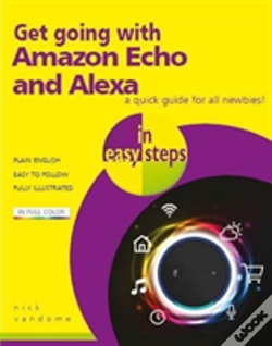 Wook.pt - Get Going With Amazon Echo And Alexa In Easy Steps