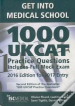 Get Into Medical School - 1000 Ukcat Practice Questions. Include Full Mock Exam