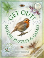 Get Out Nature Activity Book
