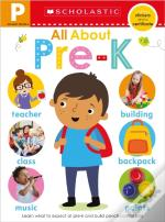 Get Ready For Pre-K Skills Workbook: All About Pre-K (Scholastic Early Learners)