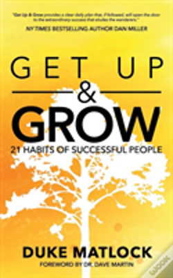 Wook.pt - Get Up And Grow: 21 Habits Of Successful People