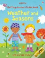 Getting Dressed Sticker Book Weather And Seasons