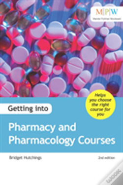 Wook.pt - Getting Into Pharmacy And Pharmacology Courses