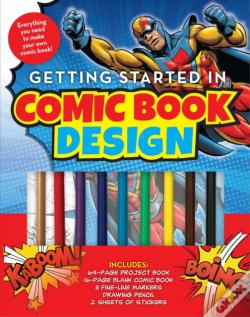 Wook.pt - Getting Started In Comic Book Design