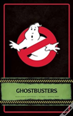 Wook.pt - Ghostbusters Hardcover Ruled Journal