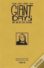 Giant Days Not On The Test Edition Vol1