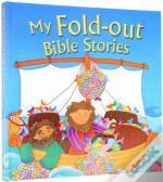 GIANT FOLD OUT BIBLE STORIES