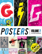 Gig Posters Vii
