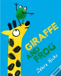 Wook.pt - Giraffe And Frog