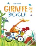 Giraffe On A Bicycle