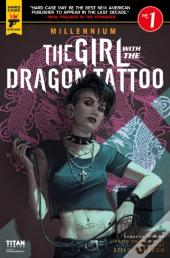 Girl With The Dragon Tattoo #1