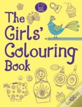 Girls' Colouring Book