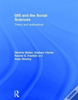 Wook.pt - Gis And The Social Sciences