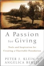 Giving Is The New Making