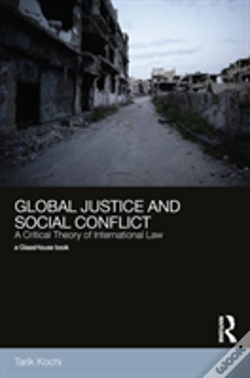 Wook.pt - Global Justice And Social Conflict