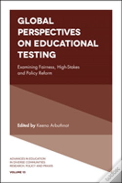 Wook.pt - Global Perspectives On Educational Testing