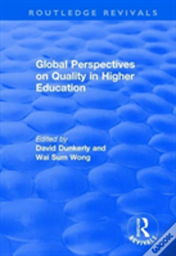 Wook.pt - Global Perspectives On Quality In Higher Education