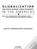 Globalization And Cross-Border Labor Solidarity In The Americas