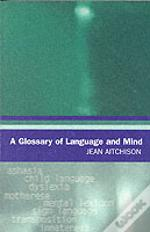 Glossary Of Language And Mind