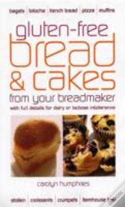 Wook.pt - Gluten-Free Bread And Cakes From Your Breadmaker