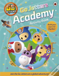 Wook.pt - Go Jetters Academy Activity Book