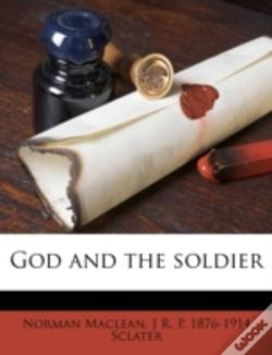 Wook.pt - God And The Soldier
