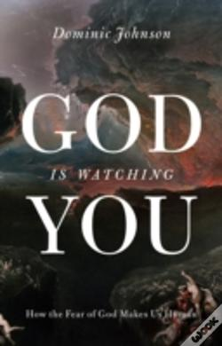 Wook.pt - God Is Watching You