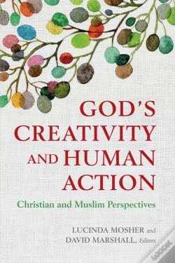 Wook.pt - God'S Creativity And Human Action