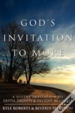 God'S Invitation To More