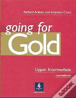 Going for Gold Upper Intermediate Language Maximiser without Answer Key with Audio CD