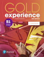 Gold Experience 2nd Edition B1 Student'S Book With Online Practice Pack
