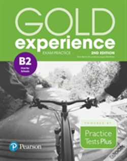 Wook.pt - Gold Experience 2nd Edition Exam Practice: Cambridge English First For Schools (B2)