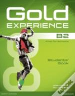 Gold Experience B2 Students' Book And Dvd-Rom Pack