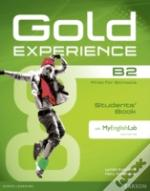 Gold Experience B2 Students' Book With Dvd-Rom And Mylab Pack