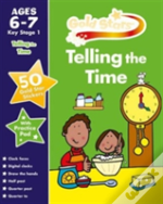 Gold Stars Practice Book Tell The Time