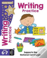 Gold Stars Writing Practice Ages 6-7 Key Stage 1