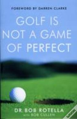 Wook.pt - Golf Is Not A Game Of Perfect