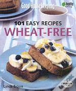 'Good Housekeeping' 101 Easy Recipes Wheat-Free