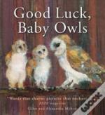 Good Luck Baby Owls
