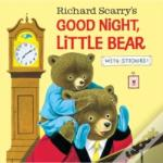 Good Night Little Bear Richard Scarry