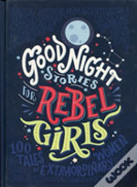 Good Night Stories For Rebel Girl