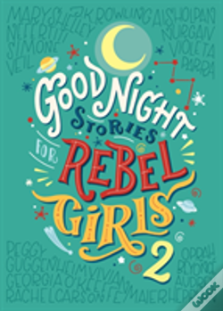 Wook.pt - Good Night Stories For Rebel Girls 2
