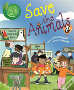 Wook.pt - Good To Be Green: Save The Animals