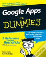 Google Apps For Dummies